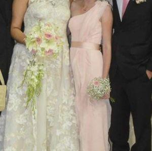 Vera Wang bridesmaid/ prom dress